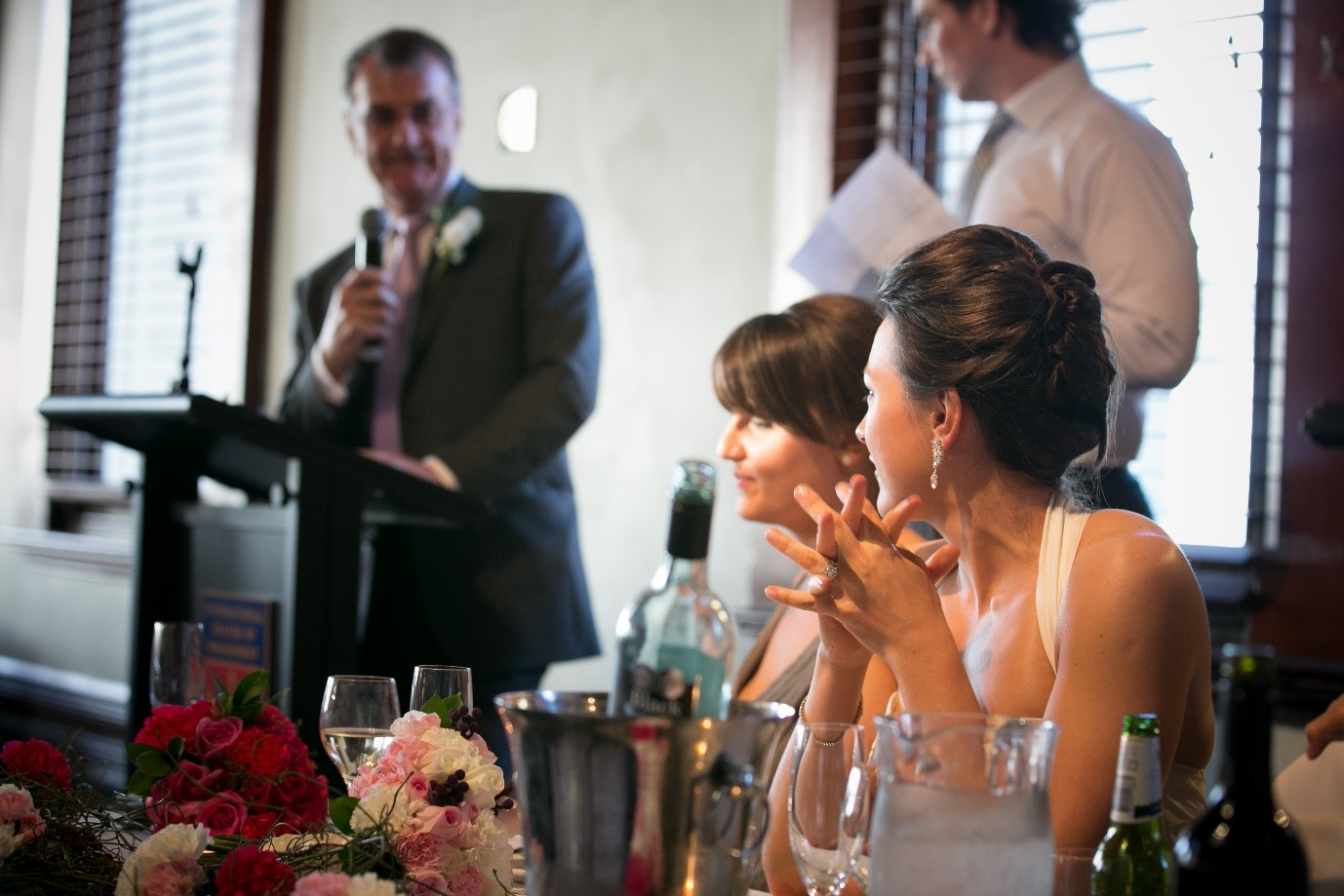 Wedding speech, wedding speech writer, father of the bride speech